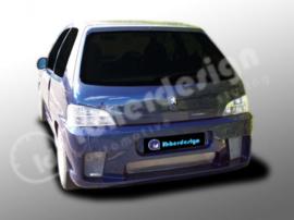 "Rear Bumper Peugeot 106 ""WIZARD"" iBherdesign"