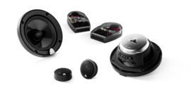 JL AUDIO C3-525 2-Way Convertible Component / Coaxial System