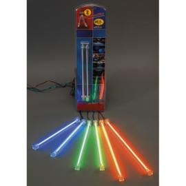 Set Crystal NeonStixx interieurverlichting - Blauw - 2x22,5cm (2x9'')