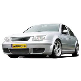 Embleemloze Grill passend voor Volkswagen Bora 1999-2004