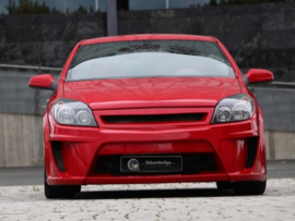 "Front Bumper Opel Astra GTC ""VIRUSS"" iBherdesign"