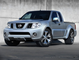 "Body Kit Nissan Navara D40 KC ""TANGIER WIDE"" iBherdesign"