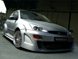 "Body Kit Ford Focus I 3dr ""ZION WIDE"" iBherdesign"