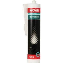 Technobond Womi elastische montagelijm - Transparant - 290ml