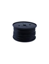 QSP kabel pvc 0,75 mm² haspel 100m (diverse kleuren)