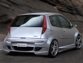 "Rear Bumper Fiat Punto II ""PHAZER WIDE"" iBherdesign"
