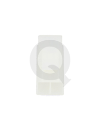 Multiconnector 3 pin male 6,3 mm