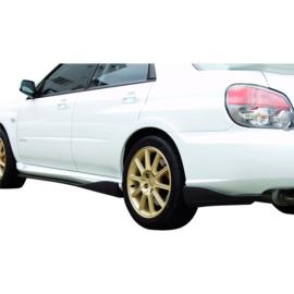 Chargespeed Achterbumperskirt passend voor Subaru Impreza GD# BottomLine (C/D/E/F/G?