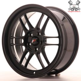 JR-Wheels JR7 Black 18 Inch 8J ET35 5x114.3