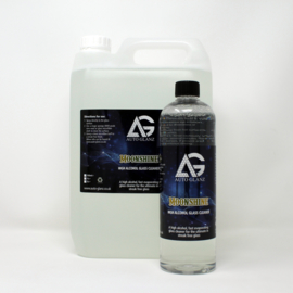 Moonshine High Alcohol Glass Cleaner 5L