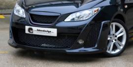 "Front Bumper Seat Ibiza 6J ""CORVO"" w/ lights iBherdesign"