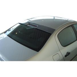 Carcept Achterruitspoiler passend voor Peugeot 407 Sedan