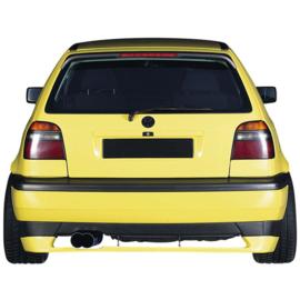 Bonrath CupDiffusor passend voor Volkswagen Golf III 3/5-deurs 1991-1998 (76mm)