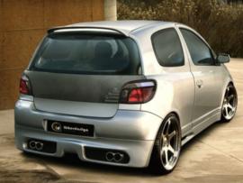 "Rear Bumper Spoiler Toyota Yaris I ""K-18"" iBherdesign"
