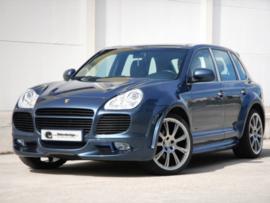 """Front Wheel Arches Porsche Cayenne """"VENTUS WIDE"""" iBherdesign"""