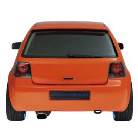Bonrath Achterbumper 'Clean' passend voor Volkswagen Golf IV 3/5-deurs 1998-2005 (ABS)