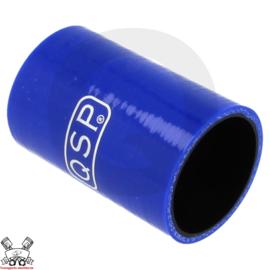 Silicone koppelstuk - 51mm (benzine en olie bestendig)
