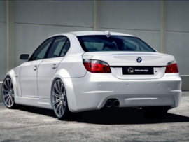 "Rear Wheel Arches BMW E60 ""KAIET WIDE"" iBherdesign"