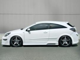 "Side Skirts Opel Astra GTC ""VIRUSS"" iBherdesign"
