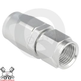 Slang adapter recht - Silver D10