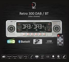 Retro Auto Radio