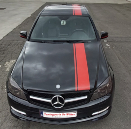 Mercedes Car Striping