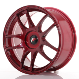 JR-Wheels JR29 Platinum Red