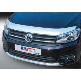 RGM Motorkap cover/beschermer passend voor Volkswagen Caddy 2015- Zilver