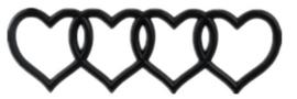 Audi Logo Hartjes