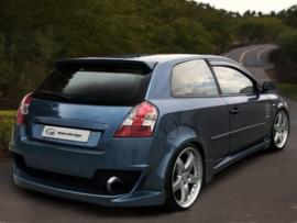 """Rear Bumper Fiat Stilo """"KYROS"""" iBherdesign"""