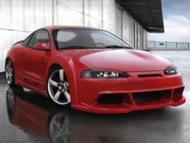 "Body Kit Mitsubishi Eclipse ""REBEL WIDE"" iBherdesign"