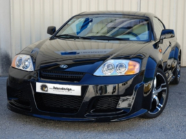 "Body Kit Hyundai Coupe GK ""OUTLAW WIDE"" iBherdesign"