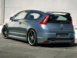 "Rear Bumper Citroen C4 ""SINDROMME"" iBherdesign"