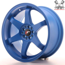 JR-Wheels JR3 Blue 18 Inch 9J ET40 5x100/108