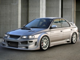 "Body Kit Subaru Impreza ""MONZA WIDE"" iBherdesign"