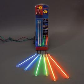 Set Crystal NeonStixx interieurverlichting - Blauw - 2x32,5cm (2x13'')