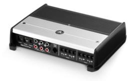 JL Audio 4 kanaals versterker XD400/4v2