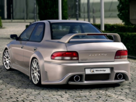 "Rear Wheel Arches Subaru Impreza ""MONZA WIDE"" iBherdesign"