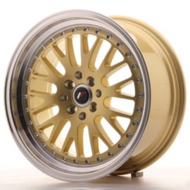 JR-Wheels JR10 Wheels Gold 17 Inch 8J ET35 4x100/114.3