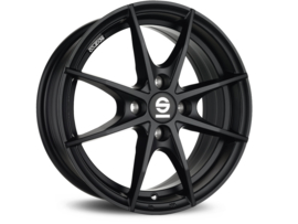 Sparco Trofeo 4 Wheels Flat Black