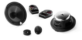 JL AUDIO C3-650 2-weg convertible component / coaxiaal systeem