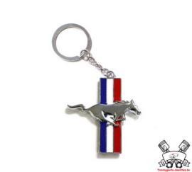Mustang Sleutelhanger