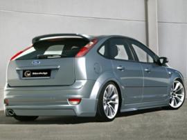 "Rear Bumper Spoiler Ford Focus II ""MAD_XEN"" iBherdesign"