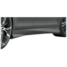 Sideskirts passend voor Volkswagen Scirocco 2008- 'Turbo' (ABS)