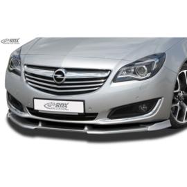 Voorspoiler Vario-X passend voor Opel Insignia 2013-2017 (PU)