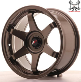 JR-Wheels JR3 Bronze 15 Inch 7J ET35 Blank