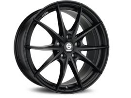 Sparco Trofeo 5 Wheels Flat Black