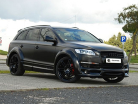 Front Wheel Arches Audi Q7 « CZAR WIDE » iBherdesign
