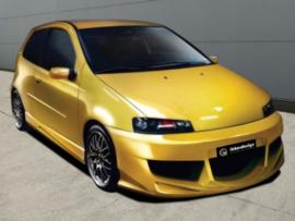 "Body Kit Fiat Punto II 3dr ""PHAZER"" iBherdesign"