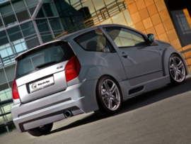 "Rear Bumper Citroen C2 ""FRANTIK WIDE"" iBherdesign"